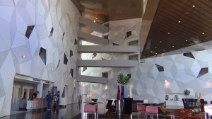 Clarion hotel interior