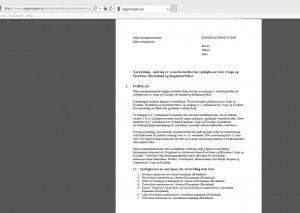 Front page of sjøfugl taretråling